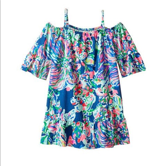 9aceb3bd03c8d1 Lilly Pulitzer Other - Girl's Lilly Pulitzer Jaci Dress